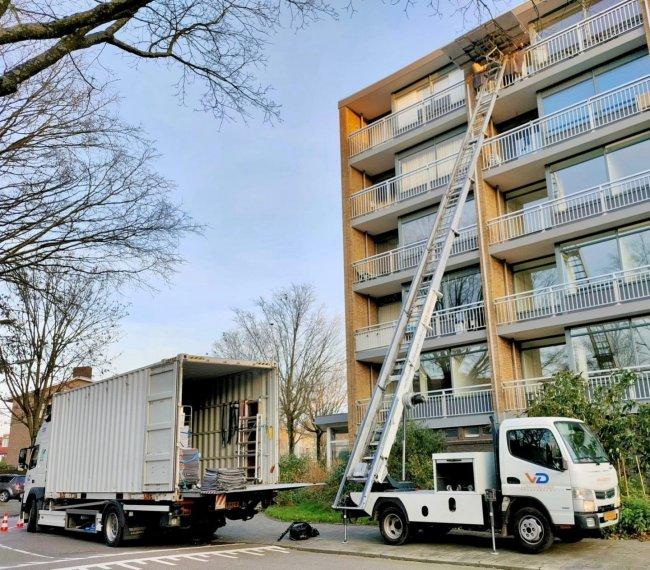 Wat is een verhuislift?